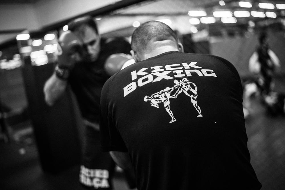 kickboxing fight fitness