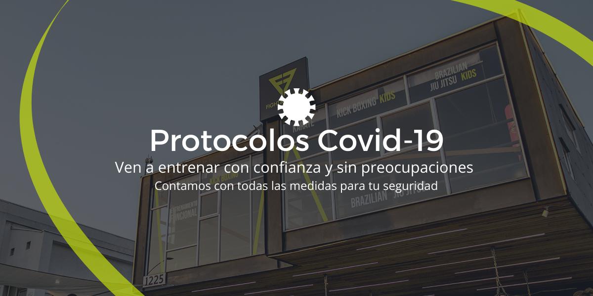 protocolos covid fight fitness