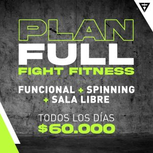 plan full fight fitness